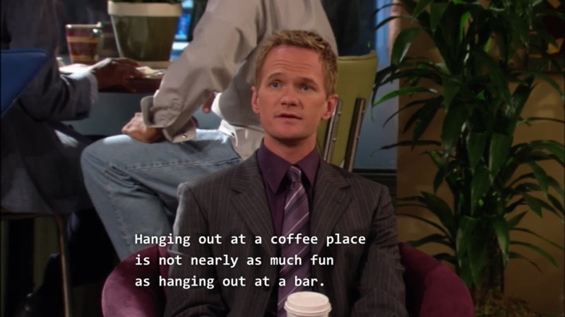 HIMYM coffe